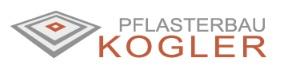 Pflastersteine Kogler -